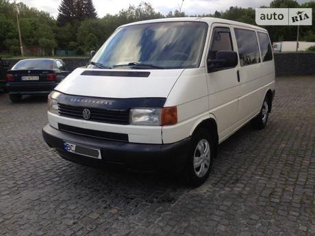 Volkswagen T4 (Transporter) груз-пасс. 2000