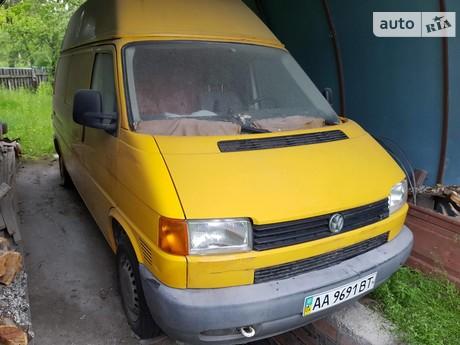 Volkswagen T4 (Transporter) груз. 1999