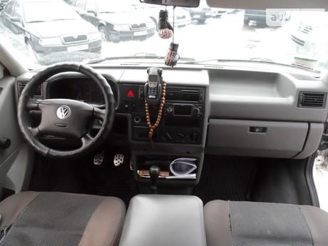 Volkswagen T4 (Transporter) пасс. 2009