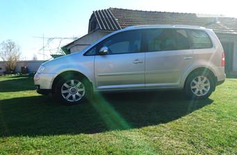 Volkswagen Touran 2.0D MT (140 л.с.) 2003