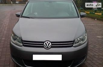 Volkswagen Touran 2.0D MT (140 л.с.) 2015