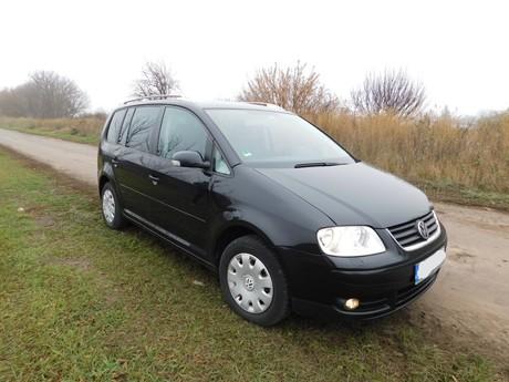 Volkswagen Touran 1.9D MT (105 л.с.) 2004