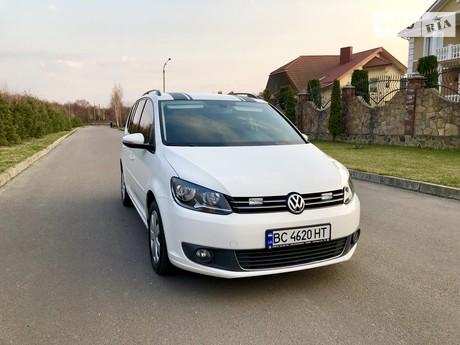 Volkswagen Touran 1.4 TSI MT (140 л.с.) 2011