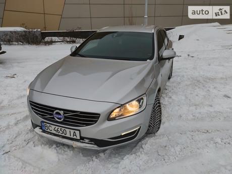 Volvo V60 2016
