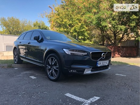 Volvo V90 2018