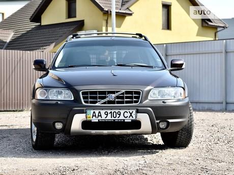 Volvo XC70 T5 2.0 AT (245 л.с.) 2006