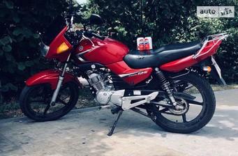 Yamaha YBR 125 2012