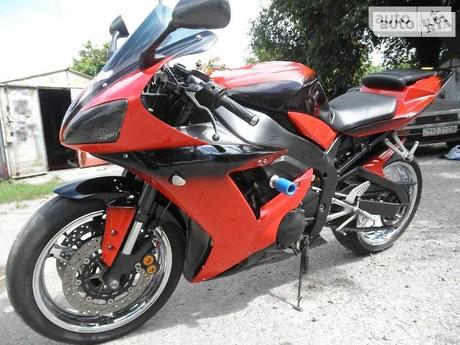 Yamaha YZF-R 2003