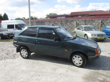 ЗАЗ 1102 Таврія 1992