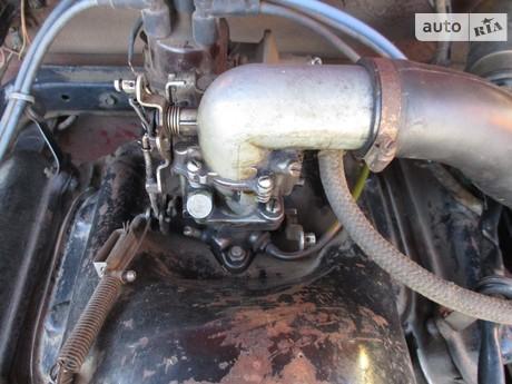 ЗАЗ 968 1991