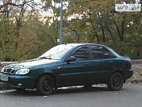 ЗАЗ Lanos 2007