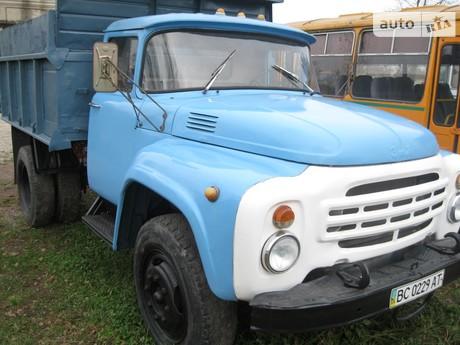 ЗИЛ 4502 1992