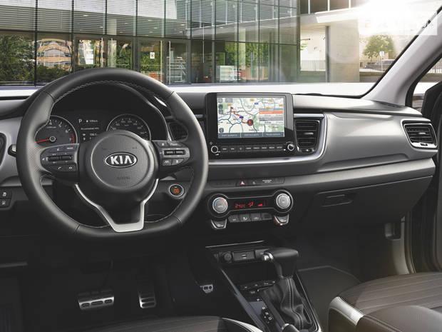 Відчуй кожну мить життя разом з абсолютно новим Kia Stonic!