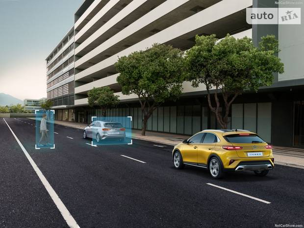 Новый Kia XCeed - это жесткий кузов из высокопрочной стали