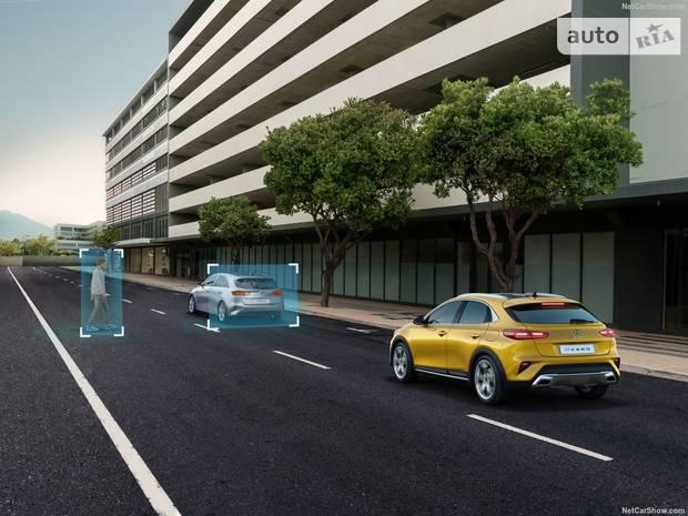 Новий Kia XCeed - це жорсткий кузов з високоміцної сталі