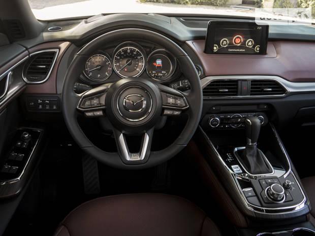 Инновационные технологии Mazda CX-9
