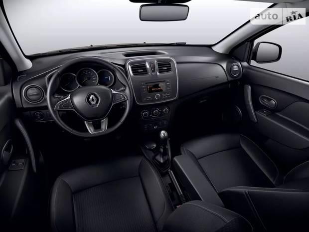 Удобство и комфорт - девиз Renault Logan