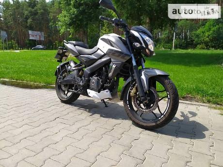 Bajaj Pulsar NS200 2019