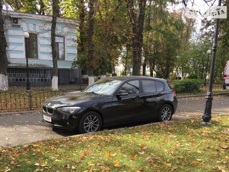 BMW 114 2014