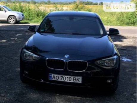 BMW 116 2013