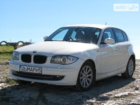 BMW 120 2008