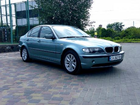 BMW 320 2004