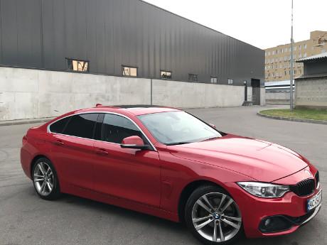BMW 430 2016