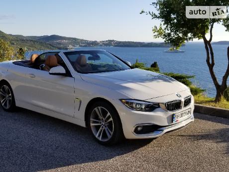 BMW 430 2018