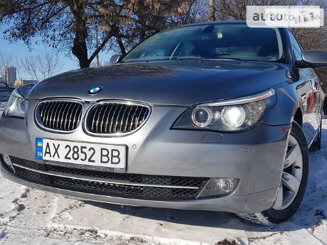 BMW 523 2008