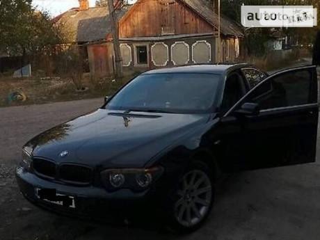 BMW 730 2002