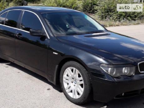 BMW 740 2003