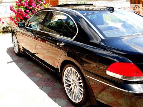 BMW 760 2004