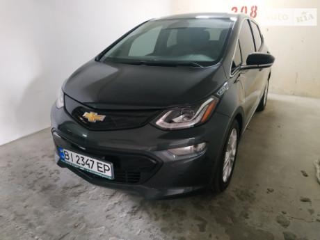 Chevrolet Bolt EV 2018