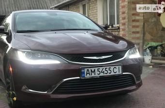 Chrysler 200 2.4i AT (173 л.с.) 2015