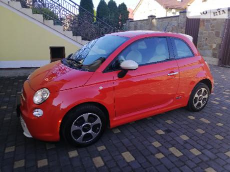 Fiat 500е 2019