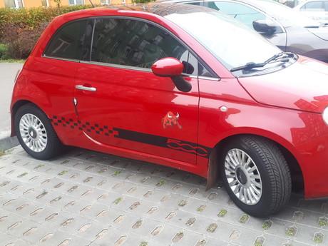 Fiat Cinquecento 2008