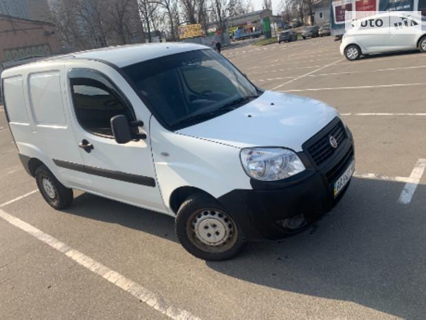 Fiat Doblo груз.