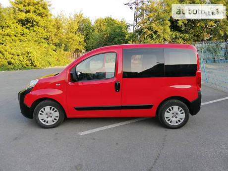 Fiat Fiorino пасс. 2010