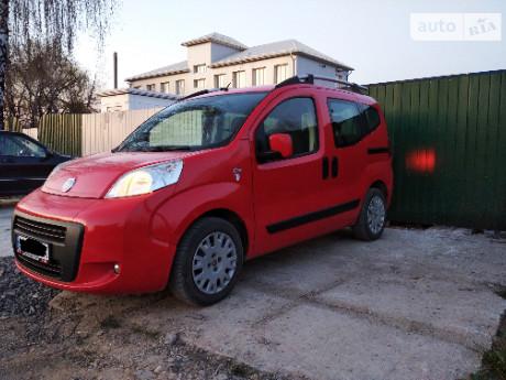 Fiat Qubo пас. 2011