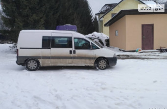 Fiat Scudo пасс.  2004