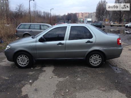 Fiat Siena 2005