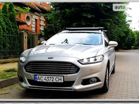 Ford Mondeo 2.0D АТ (150 л.с.) 2015