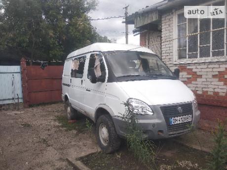 ГАЗ 2752 Соболь 2013