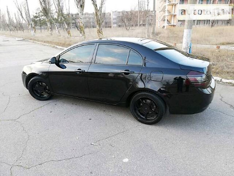 Geely Emgrand FE-1 2012