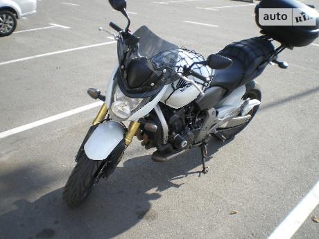 Honda CB 650F Hornet 2008