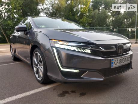 Honda Clarity 2017