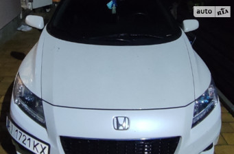 Honda CR-Z 2014