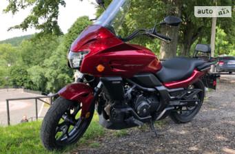 Honda CTX 2013