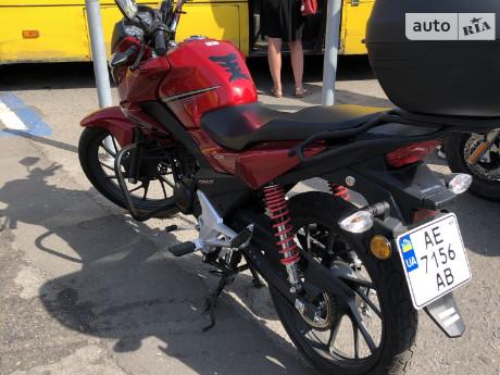 Honda GLR 2015