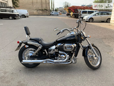 Honda Shadow 400 2002